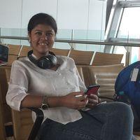 Ilona Dam Travel Blogger