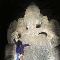 Kadalekai Ganesha 5/6 by Tripoto