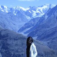 Spoorthi Kedambadi Travel Blogger