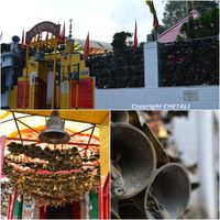 Jhula Devi Temple 2/2 by Tripoto