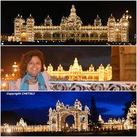 Mysore Maharajah's Palace (Amba Vilas) 3/4 by Tripoto