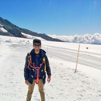 Pranav Harish Travel Blogger