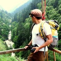 Abhishek Sharma Travel Blogger