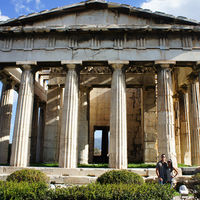 Temple of Hephaestus 2/3 by Tripoto