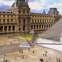 Musee du Louvre 4/76 by Tripoto