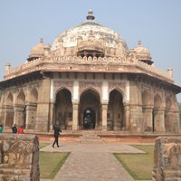 Isa Khan's Tomb 5/5 by Tripoto
