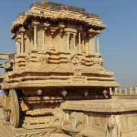 Vijaya Vittala Temple 4/6 by Tripoto