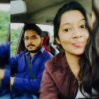 Nikita Ravishankar Travel Blogger