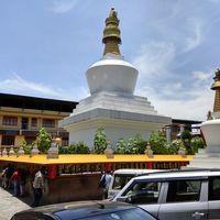 Chorten Monastery 2/3 by Tripoto