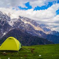 Kheerganga Camping 2/20 by Tripoto