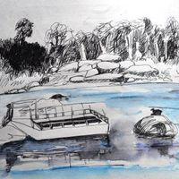 Tungabhadra River 5/5 by Tripoto