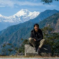 Disha Kapkoti Travel Blogger
