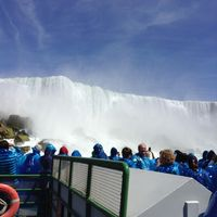 Maid of the Mist Boat Tour 2/2 by Tripoto
