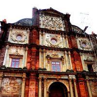 Basilica of Bom Jesus 4/67 by Tripoto