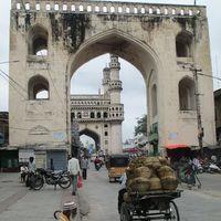 Mecca Masjid 2/8 by Tripoto