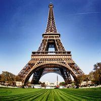 Eiffel Tower 3/72 by Tripoto