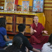 Tushita Meditation Centre 3/7 by Tripoto
