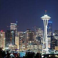 Space Needle 3/3 by Tripoto