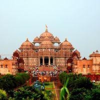 Swaminarayan Akshardham 4/8 by Tripoto