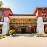 Namgyal Institute of Tibetology 5/7 by Tripoto