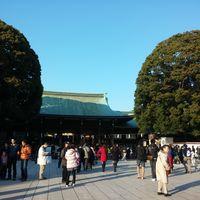 Meiji Jingu 3/5 by Tripoto