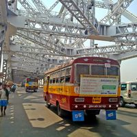 Howrah Bridge 3/13 by Tripoto
