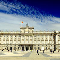 Royal Palace of Madrid 2/3 by Tripoto