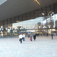 Rotterdam Centraal Station 3/3 by Tripoto