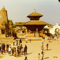 Bhaktapur Durbar Square 2/4 by Tripoto