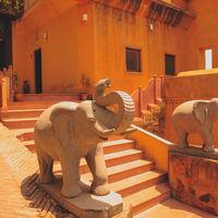 Neemrana's - Tijara Fort Palace 2/3 by Tripoto