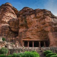 Badami Cave Temples 4/90 by Tripoto