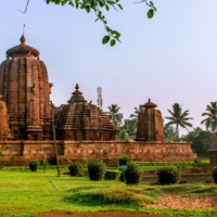 Brahmeswar Siva Temple 2/2 by Tripoto