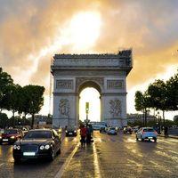 Arc de Triomphe 5/28 by Tripoto