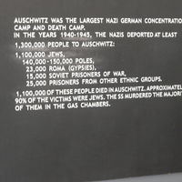 Memorial and Museum Auschwitz-Birkenau 2/47 by Tripoto
