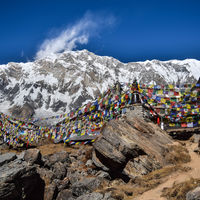 Annapurna Base Camp 4/4 by Tripoto