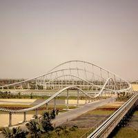 Ferrari World - Abu Dhabi - United Arab Emirates 2/5 by Tripoto