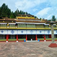Rumtek Monastery 4/33 by Tripoto
