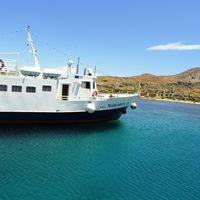Delos Island Ruins 3/4 by Tripoto