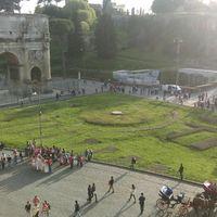 Piazza del Colosseo 2/17 by Tripoto