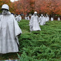 Korean War Veterans Memorial 5/5 by Tripoto