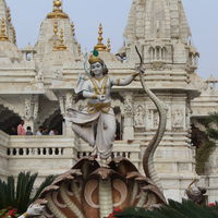 Shree Swaminarayan Temple Bhuj 4/5 by Tripoto