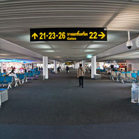 Don Mueang International Airport Bangkok Thailand 4/6 by Tripoto