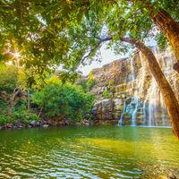 Bhimlat Mahadev Temple & Waterfall 2/2 by Tripoto