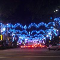 Orchard Road Singapore 5/11 by Tripoto