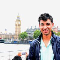 Vishal Pratap Singh Deo Travel Blogger