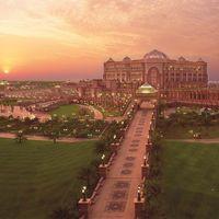 Emirates Palace - Al Ras Al Akhdar - Abu Dhabi - United Arab Emirates 2/5 by Tripoto