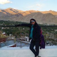 Shwetha Krish Travel Blogger