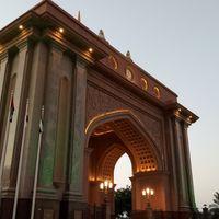 Emirates Palace - Al Ras Al Akhdar - Abu Dhabi - United Arab Emirates 5/5 by Tripoto