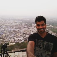 Rohan Mudaliar Travel Blogger