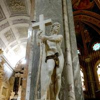 Basilica di Santa Maria Sopra Minerva 3/4 by Tripoto